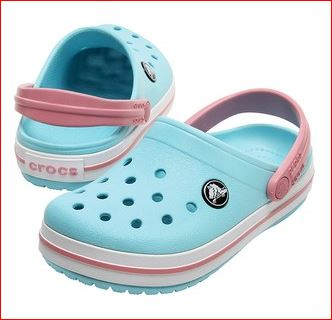CROCS Crocband Kids Shoes